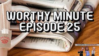 Worthy Minute - Episode 25 - Justice Alito