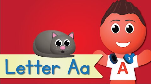 Letter A Song