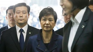 Former South Korean President Sentenced To 8 More Years In Prison - Video