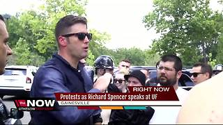 Richard Spencer at University of Florida: The latest on the white nationalist event - Video