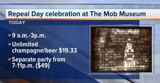 Repeal Day celebrations in Las Vegas