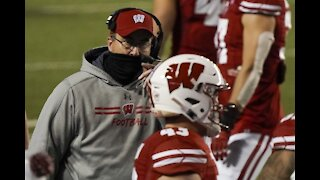 Barry Alvarez discusses Badgers' second COVID-19 cancellation, wiping out Saturday's game against Purdue