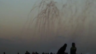 Tear Gas Fired in Clashes Near Khan Younis in Gaza - Video