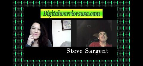 Interview with DWUSA Founder Steve Sargent AND Vanessa P NYC 2/5/21