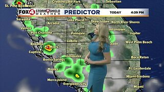 FORECAST: Heating up into midweek