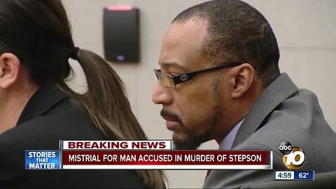 Notorious case ends in mistrial