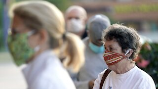 Fauci: Wear Masks, Social Distance To Avoid National Lockdown