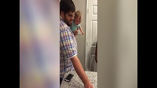 You Won't Believe what this Baby is Cracking up About! - Video