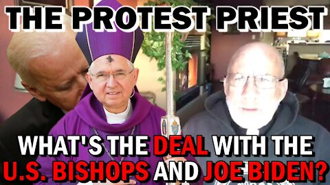 What's The Deal with the U.S. Bishops and Joe Biden?   Fr. Imbarrato Live - Sun, Feb. 7, 2021