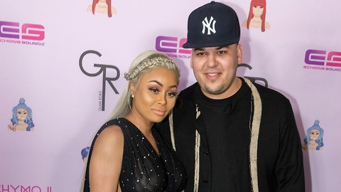 Rob Kardashian and Blac Chyna: IT'S A GIRL!