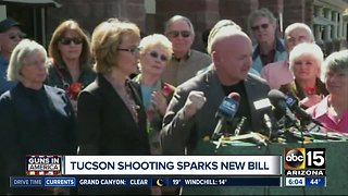 Tucson shooting sparks new bill