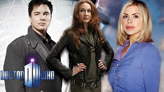 Top 10 Doctor Who Companions - Video
