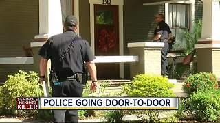 Seminole Heights Killer: Police going door-to-door after three homicides in Tampa neighborhood - Video