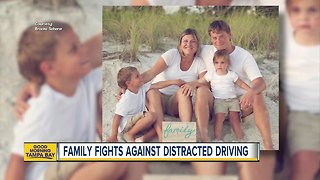 Parents push for tougher Florida distracted driving laws