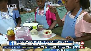 Get U Cooking for Father's Day - Video