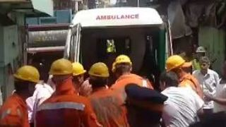 Rescue Efforts Underway Following Mumbai Building Collapse - Video
