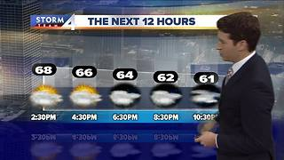 Josh Wurster's Monday afternoon Storm Team 4cast - Video