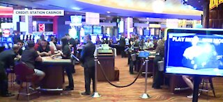 Station Casinos offering employees free medical visits