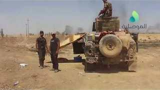 Iraqi Forces Enter Neighborhoods on Fringes of Tal Afar - Video