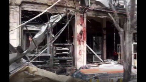 Coalition Troops Are Reported Target in Deadly North Syria Blast