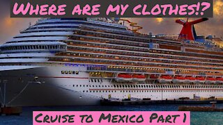 Carnival Cruise to Ensenada Mexico