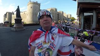 Royal superfan hopes Meghan Markle's father attends wedding - Video