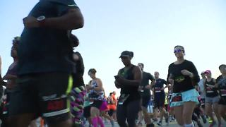 Milestones reached at Rock Hall Half Marathon - Video