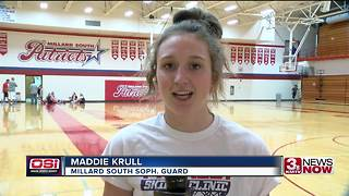 Millard South girls basketball preview - Video