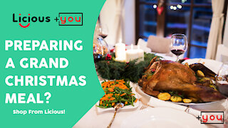 Top 4 Christmas Meal Ideas