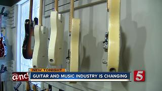 Is The Electric Guitar Dying A Slow Death? - Video