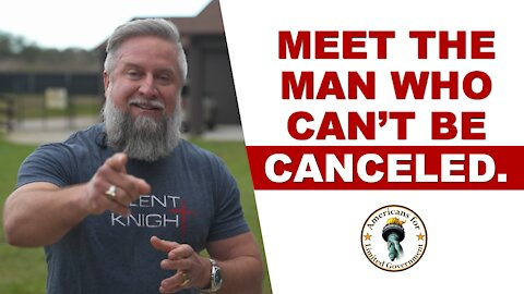 Meet The Man Who Can't Be Cancelled