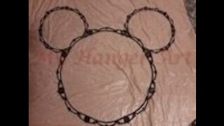 Hanger Mickey Mouse