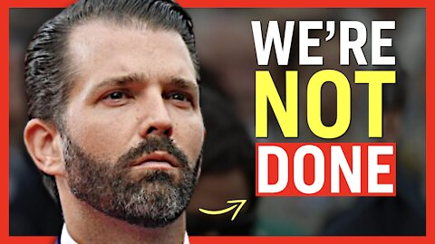 Trump Jr: Here's What Comes Next for Our Amazing Movement; We're Not Done Yet | Facts Matter