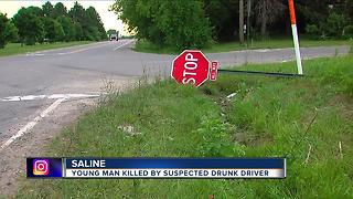 Witness recounts tragic crash that kills teen - Video