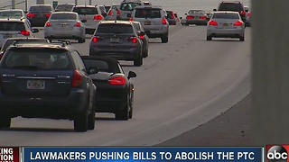 Lawmakers pushing bills to abolish the PTC - Video