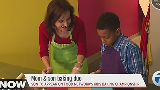 Local boy to appear on baking show - Video