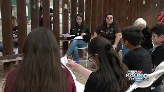 Teens plan border event in Nogales - Video