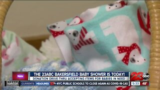 23ABC kicks-off second Annual Bakersfield Baby Shower