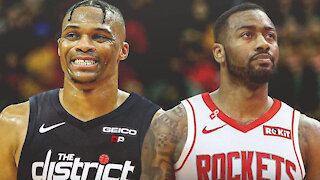 Russell Westbrook Trade To Wizards Came From James Harden Saying He Prefers To Play With John Wall