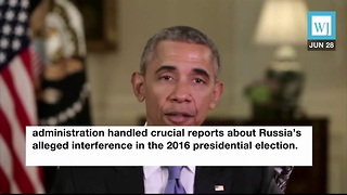 Gingrich: Obama Should Testify About Knowledge Of Russian Meddling - Video