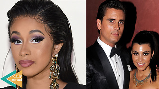 Cardi B's Diss Track To Nicki Minaj Coming Soon! Kourtney & Scott Custody Battle's heat Up | DR