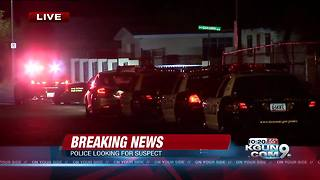 Domestic violence incident prompts police and SWAT to evacuate elderly care facility - Video