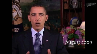 NBC News Drops Bombshell: President Knowingly Lied About ObamaCare - Video
