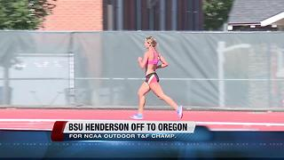 BSU Henderson off to Nationals - Video