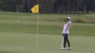 FELECITA GOLF SWING - Video