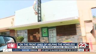 Helping Bakersfield's Homeless