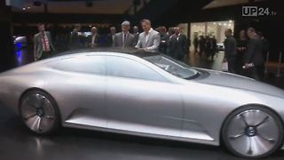 IAA 2015: The auto-innovations - Video