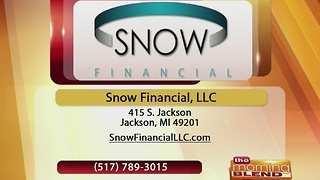 Snow Financial - 1/17/17 - Video
