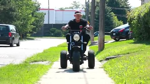 Off-road scooter opens up countryside to mobility impaired
