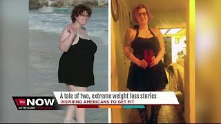 A tale of two, extreme weight loss stories in Tampa Bay - Video